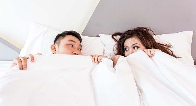 Lekker uitslapen de dag na de bruiloft