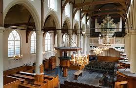 Trouwen in de Waalse kerk Rotterdam