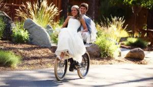 Een eco bruiloft ecologisch trouwen