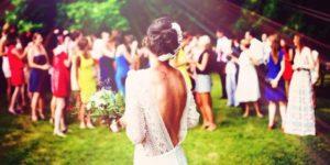 Etiquette trouwen