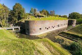 Trouwen in fort Spaarndam