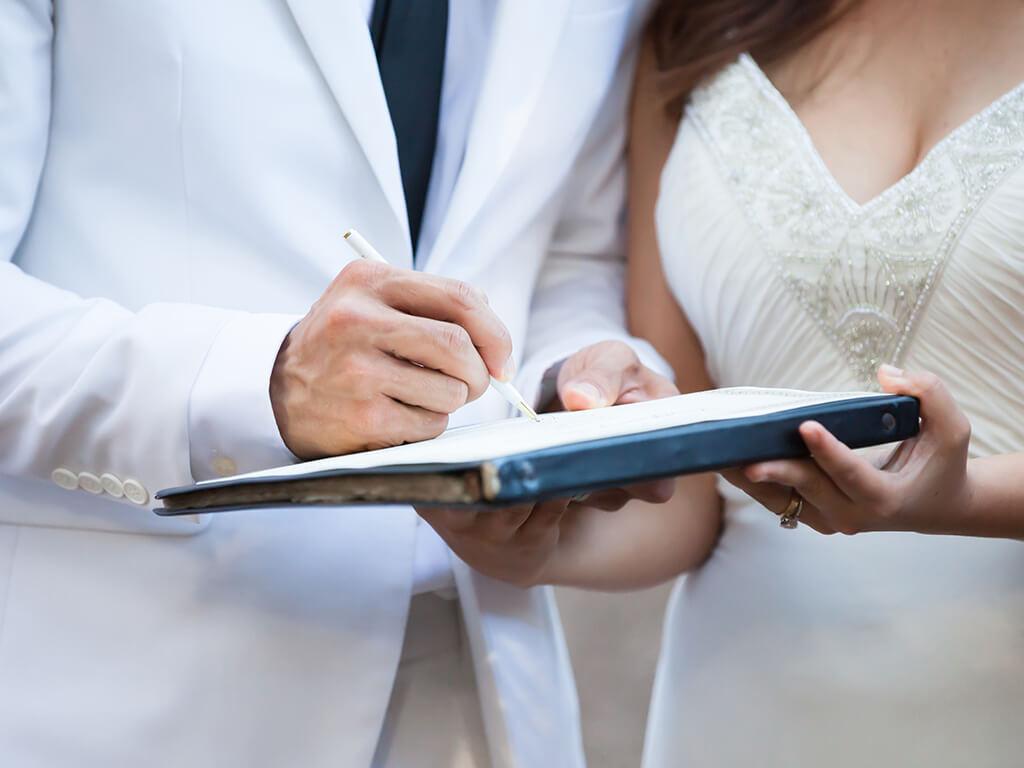 Coronavirus en een bruiloft plannen