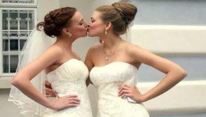Gay bruid