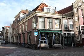 Trouwen in een cafe Leiden
