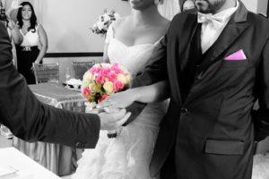 trouwen en gemeentehuis