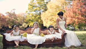 Tips voor een herfst bruiloft