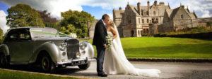Klassieke bruiloft
