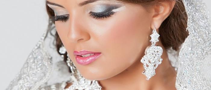 Marokkaanse bruidsstyliste Negaffa