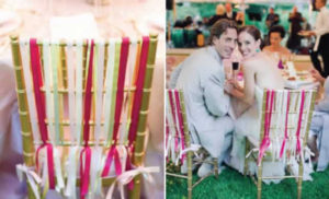 Stoelhoezen bruiloft