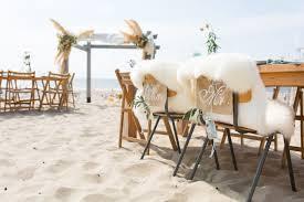Trouwen strand Zandvoort