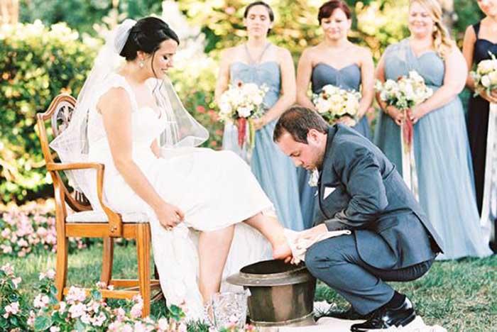 12 Oude trouwtradities die nog steeds gebruikt worden