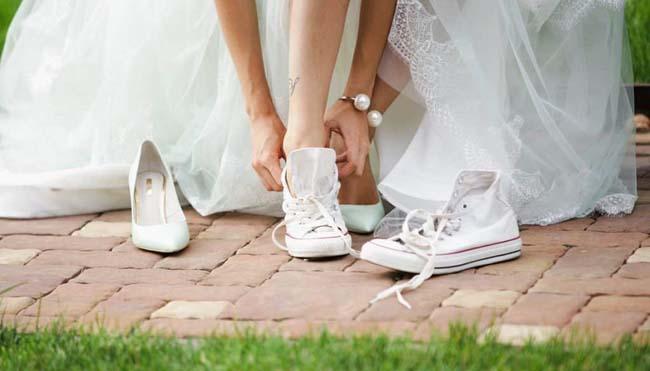 Schoenen vervangen