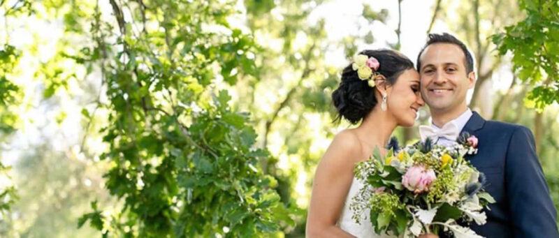 Planning tussen ceremonie en huwelijksreceptie